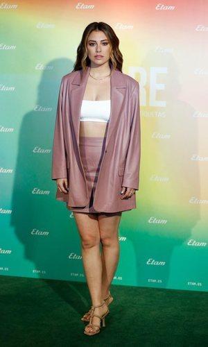 Blanca Suárez reaparece con un look al más puro estilo Kardashian