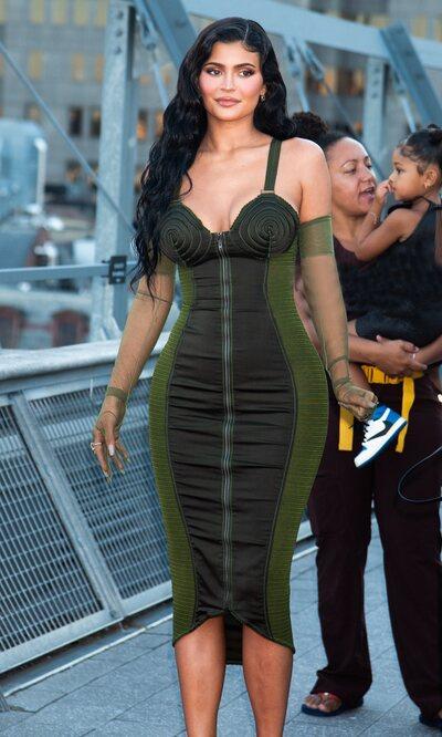 Kylie Jenner demuestra que las Kardashian ya no quieren estrenar ropa
